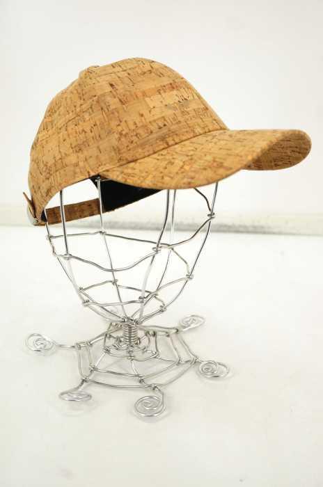 satisfaction guaranteed(サティスファクショングアランティード) コルクキャップ メンズ 帽子