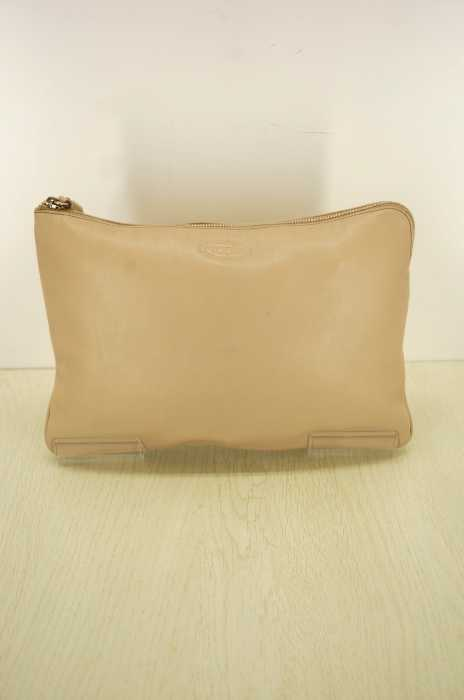 TODS(トッズ) レザークラッチバッグ メンズ バッグ