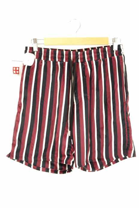 STAMPD (スタンプド) ストライプショートパンツ メンズ パンツ