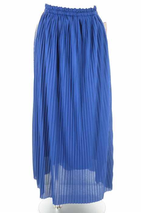 w closet (ダブルクローゼット) サイドライン プリーツスカート レディース スカート