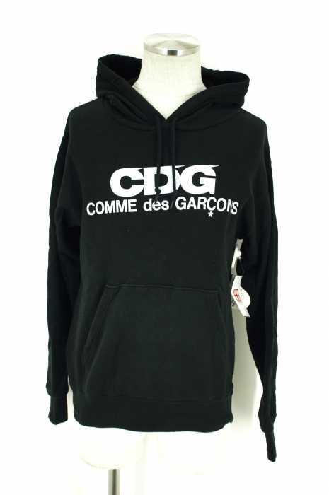 GOOD DESIGN SHOP COMME des GARCONS (コムデギャルソン) AD2016 CDG プルオーバーパーカー メンズ トップス