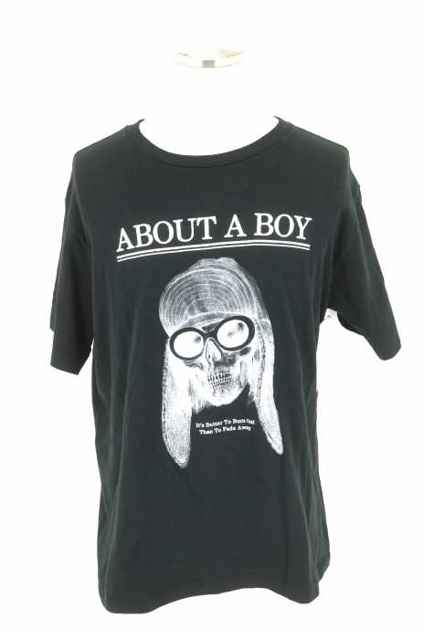 NUMBER (N)INE (ナンバーナイン) ABOUT A BOY プリントTシャツ メンズ トップス
