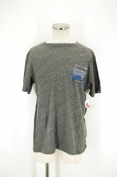 nano universe (ナノユニバース) PEANUTS SURF Tee ピーナッツサーフTシャツ メンズ トップス