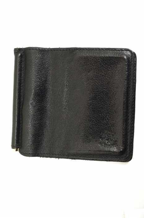 IL BISONTE (イルビゾンテ) レザーマネークリップ メンズ 財布・ケース