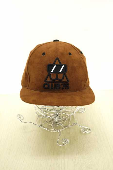 STARTER(スターター) CLUB 75 ロゴ刺繍キャップ メンズ 帽子