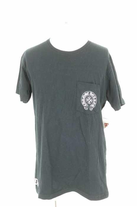 CHROME HEARTS (クロムハーツ) ポケットTシャツ メンズ トップス