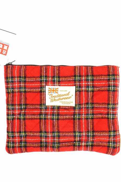 Traditional Weatherwear (トラディショナルウェザーウェア) キルティングクラッチバッグ レディース バッグ