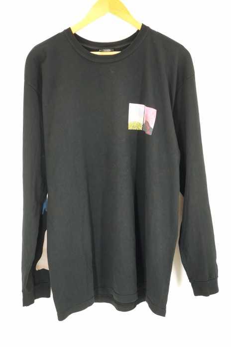STUSSY (ステューシー) プリントロングスリーブTシャツ メンズ トップス