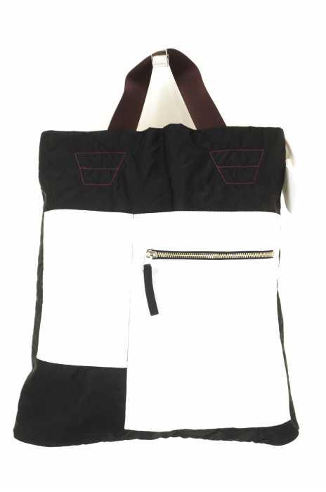 PORTER × MARNI (ポーター×マルニ) ブロックコレクション 3WAYトートバッグ メンズ バッグ