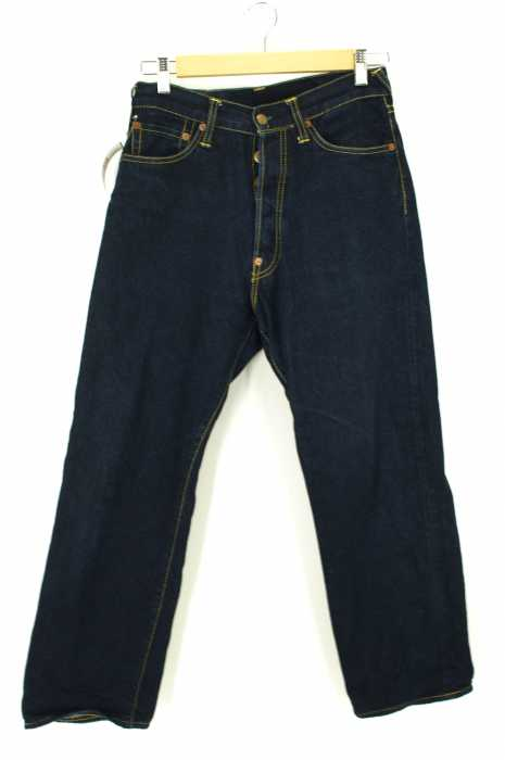 EVISU (エヴィス) LOT.1930 リジットデニムパンツ メンズ パンツ
