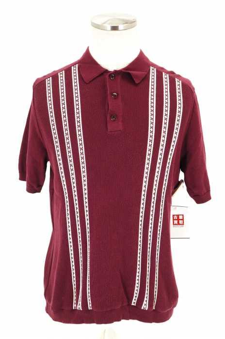 RADIALL (ラディアル) 半袖ニットポロシャツ メンズ トップス