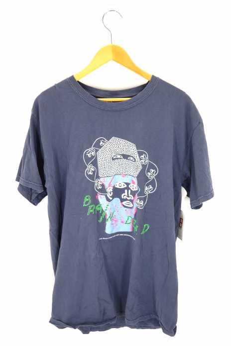 BRAIN DEAD(ブレインデッド) プリント半袖Tシャツ メンズ トップス