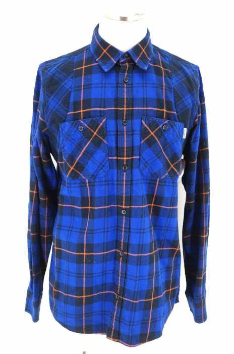 Carhartt WIP (カーハートワークインプログレス) L/S NORRIS SHIRT チェックネルシャツ メンズ トップス