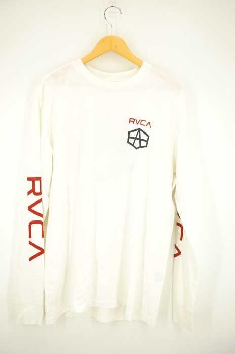 RVCA(ルーカ) REYNOLDS HEX L/S 袖プリント メンズ トップス