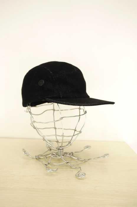 NEW YORK HAT(ニューヨークハット) MADE IN USA デニム ジェットキャップ メンズ 帽子