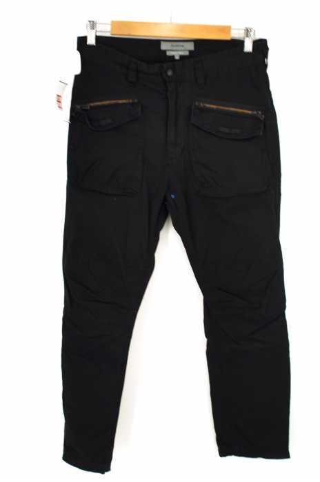 nonnative(ノンネイティブ) 裾ジップ カーゴパンツ メンズ パンツ