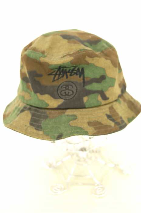STUSSY (ステューシー) バケットハット メンズ 帽子