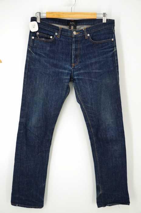 A.P.C. (アーペーセー) NEW CURE デニムパンツ メンズ パンツ