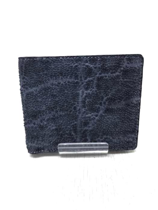 USED古着(ユーズドフルギ) 象革×牛革 二つ折り財布 メンズ 財布・ケース