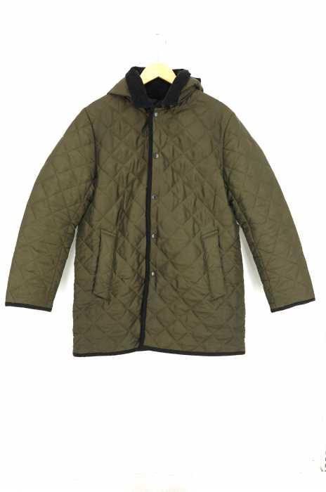 Traditional Weatherwear(トラディショナルウェザーウェア) キルティングフードジャケット メンズ アウター