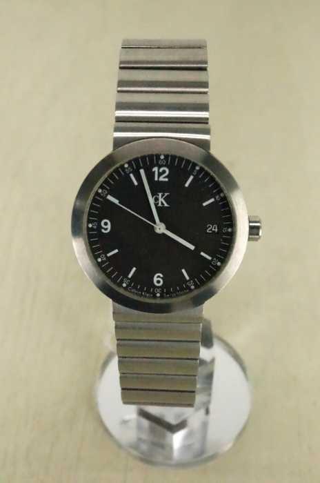 CALVIN KLEIN (カルバンクライン) ラウンドウォッチ メンズ 腕時計
