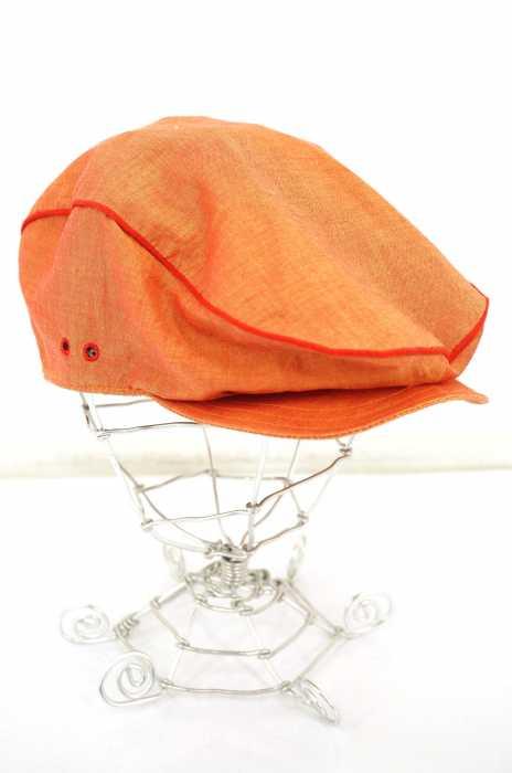 Vivienne Westwood Accessories (ヴィヴィアンウエストウッド アクセサリー) ハンチングキャップ レディース 帽子