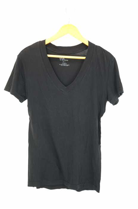 DtE in California(ディーティーイーインカリフォルニア) Vネック コットンTシャツ メンズ トップス