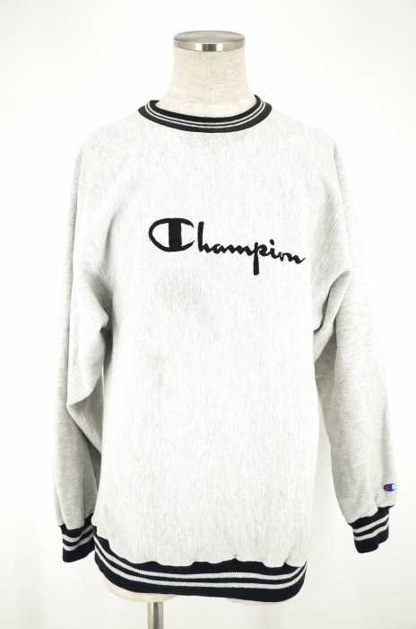 Champion (チャンピオン) 90年代 刺繍タグ REVERSE WEAVE リバースウィーブ スウェット メンズ トップス