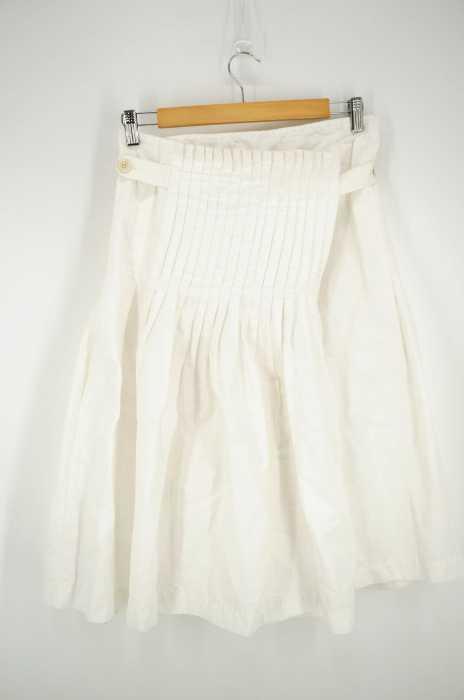 tricot COMME des GARCONS (トリココムデギャルソン) AD2010 デザインラップスカート レディース スカート