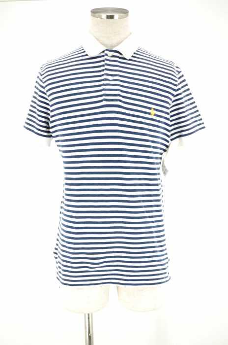 Polo by RALPH LAUREN (ポロバイラルフローレン) 胸刺繍ポロシャツ メンズ トップス