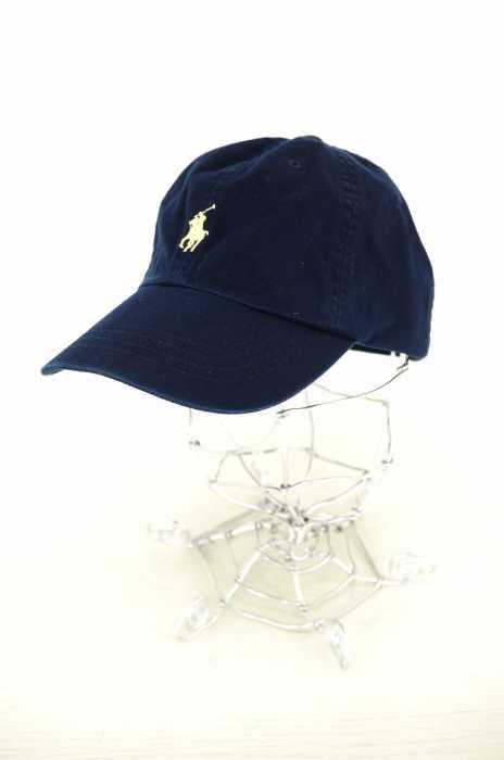 POLO RALPH LAUREN (ポロラルフローレン) 現行タグ ポニー刺繍コットンキャップ メンズ 帽子