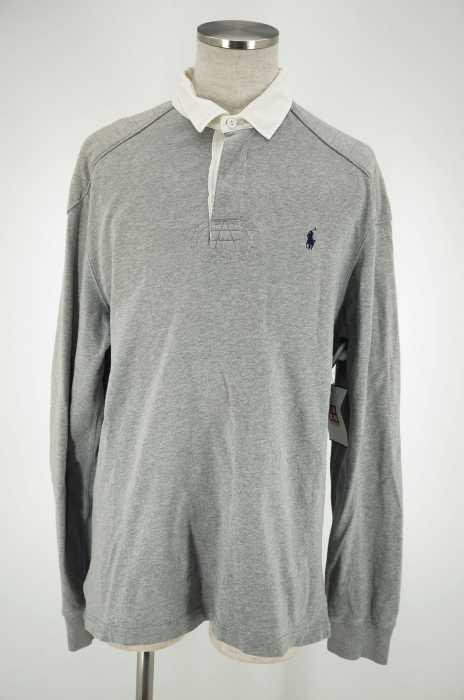 Polo by RALPH LAUREN (ポロバイラルフローレン) CUSTOM FIT スウェットポロシャツ メンズ トップス