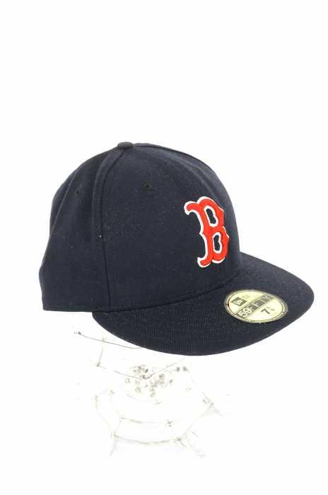 NEW ERA (ニューエラ) USA製 Boston Red Sox ウールBBキャップ メンズ 帽子