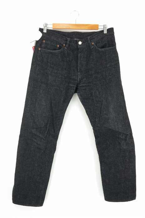 WAREHOUSE(ウェアハウス) OT & EMOTIONAL別注 900B ブラックデニムパンツ メンズ パンツ