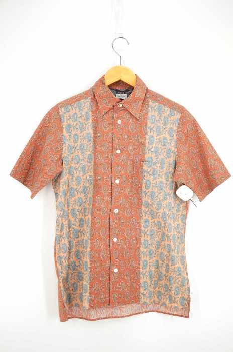 Paul Smith (ポールスミス) ペイズリーシャツ メンズ トップス