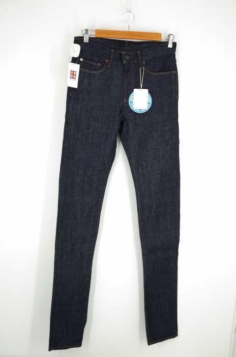 HYSTERIC GLAMOUR (ヒステリックグラマー) KINKY インディゴ デニムパンツ メンズ パンツ