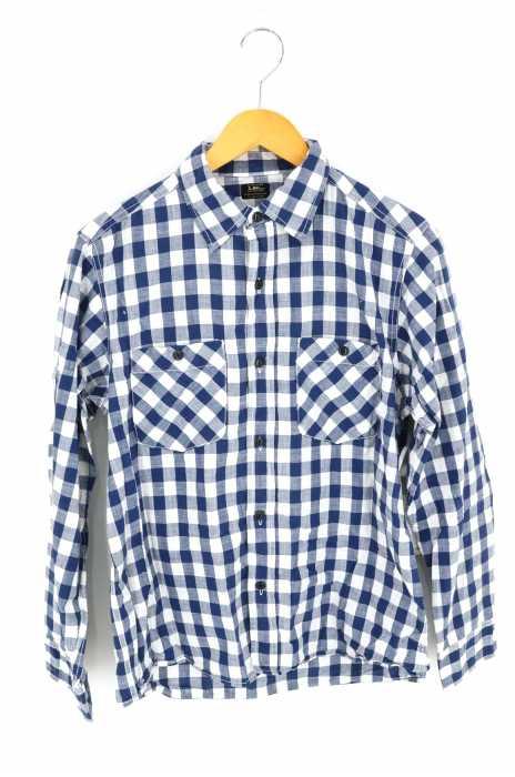 Lee (リー) ブロックチェックシャツ レディース トップス