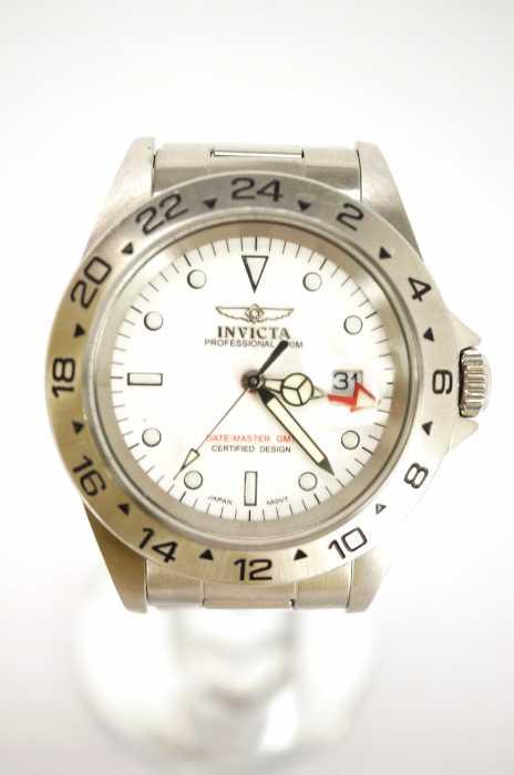 invicta (インビクタ) 9402 Collection G.M.T Watch 腕時計 メンズ 腕時計