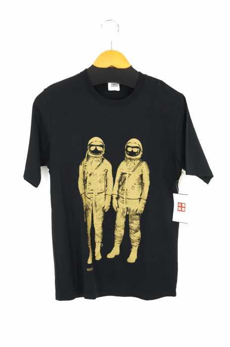 TAKEO KIKUCHI(タケオキクチ) KYOTO JAZZ MASSIVE プリントTシャツ メンズ トップス