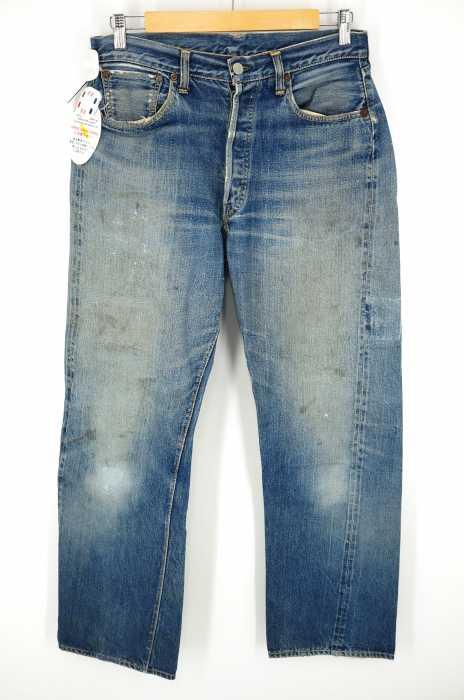 Levi's (リーバイス) BIG E 50-60年代 デニムパンツ 50S 60S メンズ パンツ