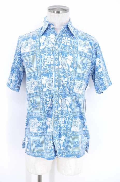 Reyn Spooner (レインスプーナー) コットンアロハシャツ メンズ トップス