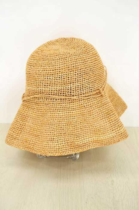 MUJI (無印良品) ラフィアハット レディース 帽子