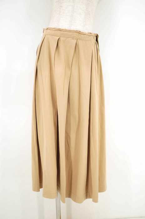 Y's (ワイズ) スウェットロングスカート レディース スカート