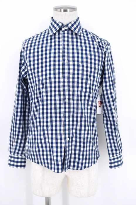 SHIPS (シップス) ギンガムチェックボタンダウンシャツ メンズ トップス