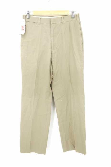 J.PRESS (ジェイプレス) スラックスパンツ メンズ パンツ