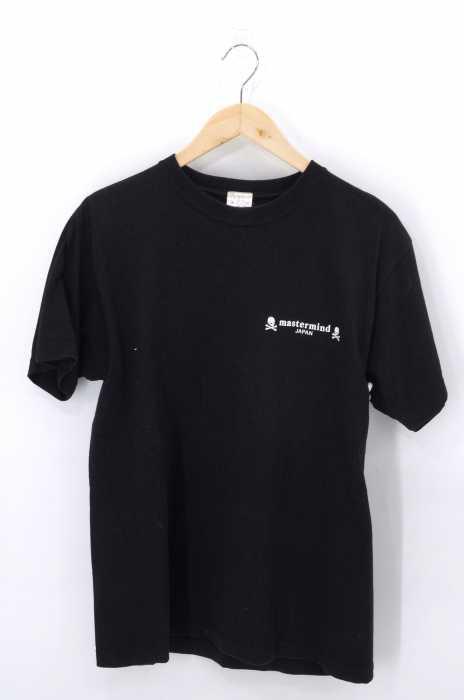 mastermind JAPAN(マスターマインド) バックプリントクルーネックTシャツ メンズ トップス
