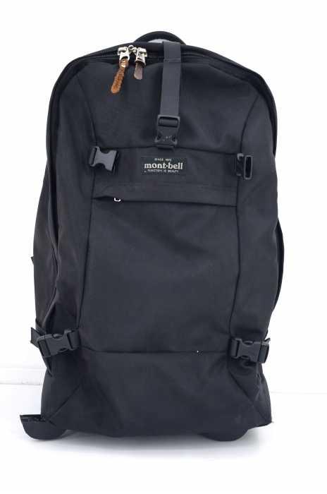 mont bell(モンベル) 3wayバックパック ハンドバッグ キャリーケース メンズ バッグ
