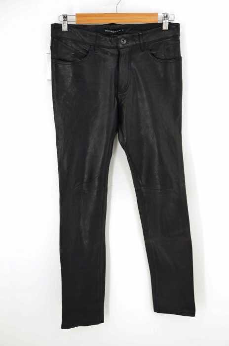 CHORD NUMBER EIGHT (コードナンバーエイト) レザーパンツ メンズ パンツ