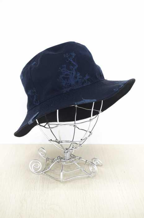 USED (ブランド不明) リバーシブルバケットハット メンズ 帽子