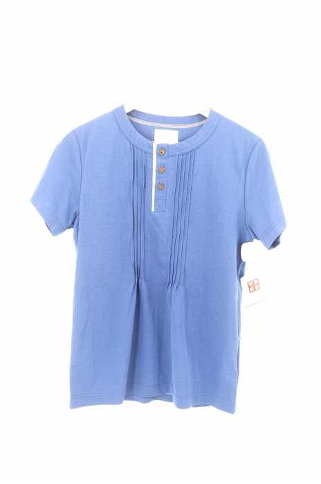 Mr.attick(ミスターアティック) ヘンリーネック半袖Tシャツ メンズ トップス